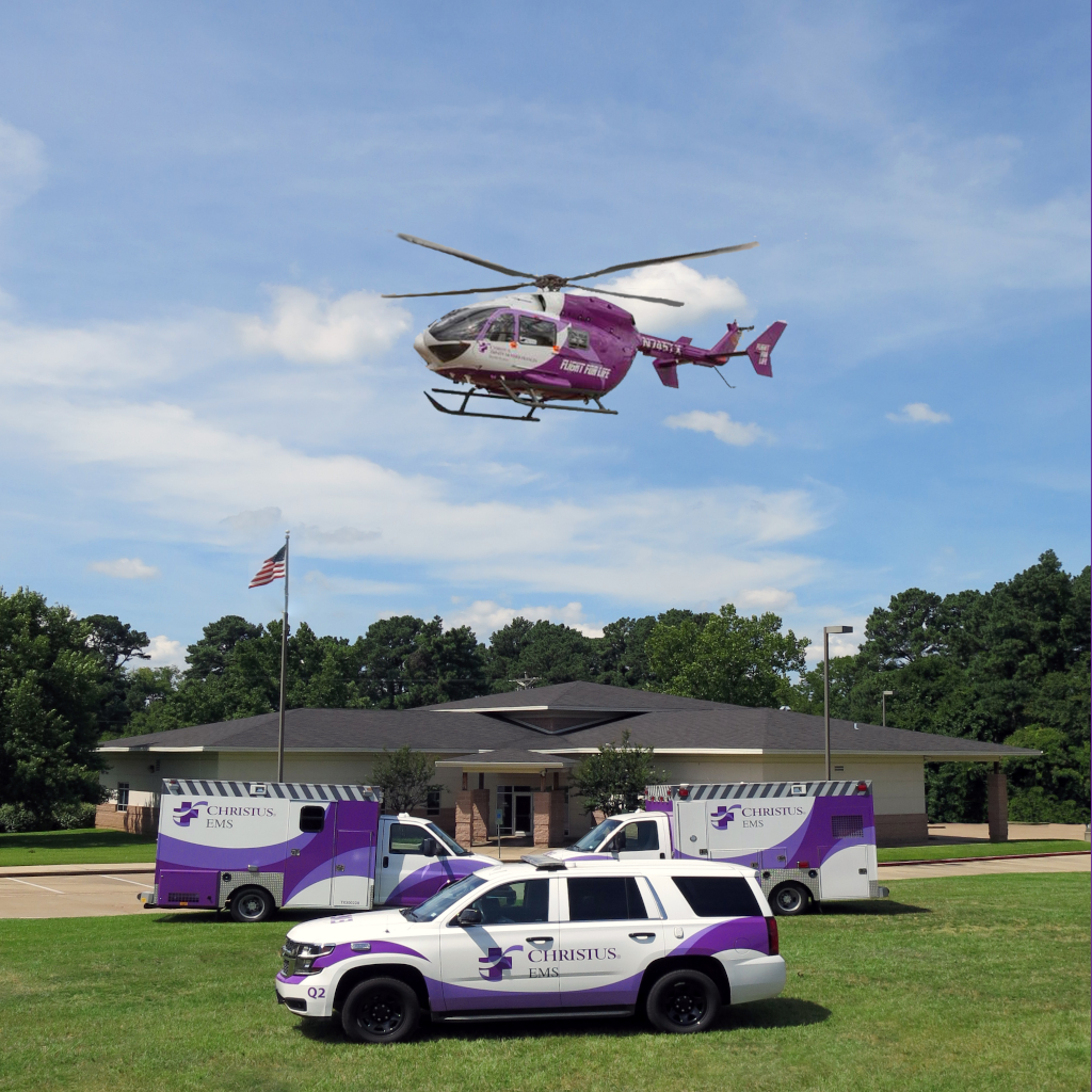 CHRISTUS EMS Unveils a New Look